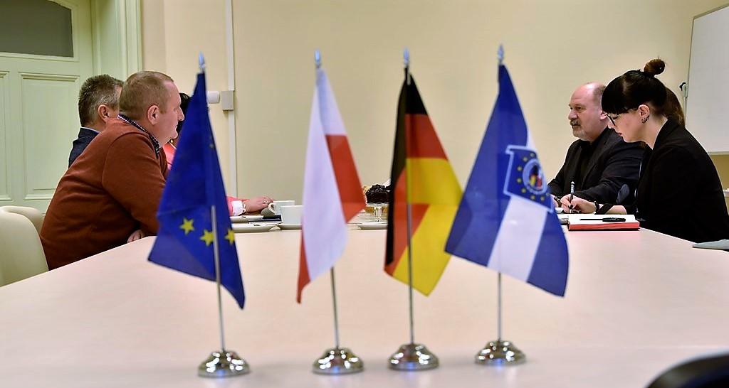"""Ilustracja do informacji: Wizyta w Euroregionie """"Sprewa-Nysa-Bóbr"""""""