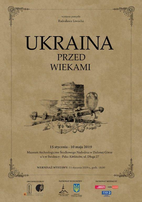 """Ilustracja do informacji: Wystawa """"Ukraina przed wiekami"""" w Muzeum Archeologicznym w Świdnicy"""