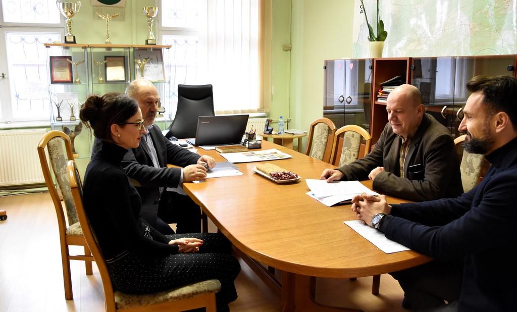 Ilustracja do informacji: Spotkanie z dyrektorami muzeów