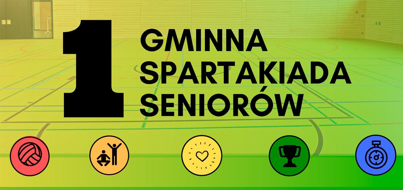 Ilustracja do informacji: I Spartakiada Seniorów w gminie Świdnica