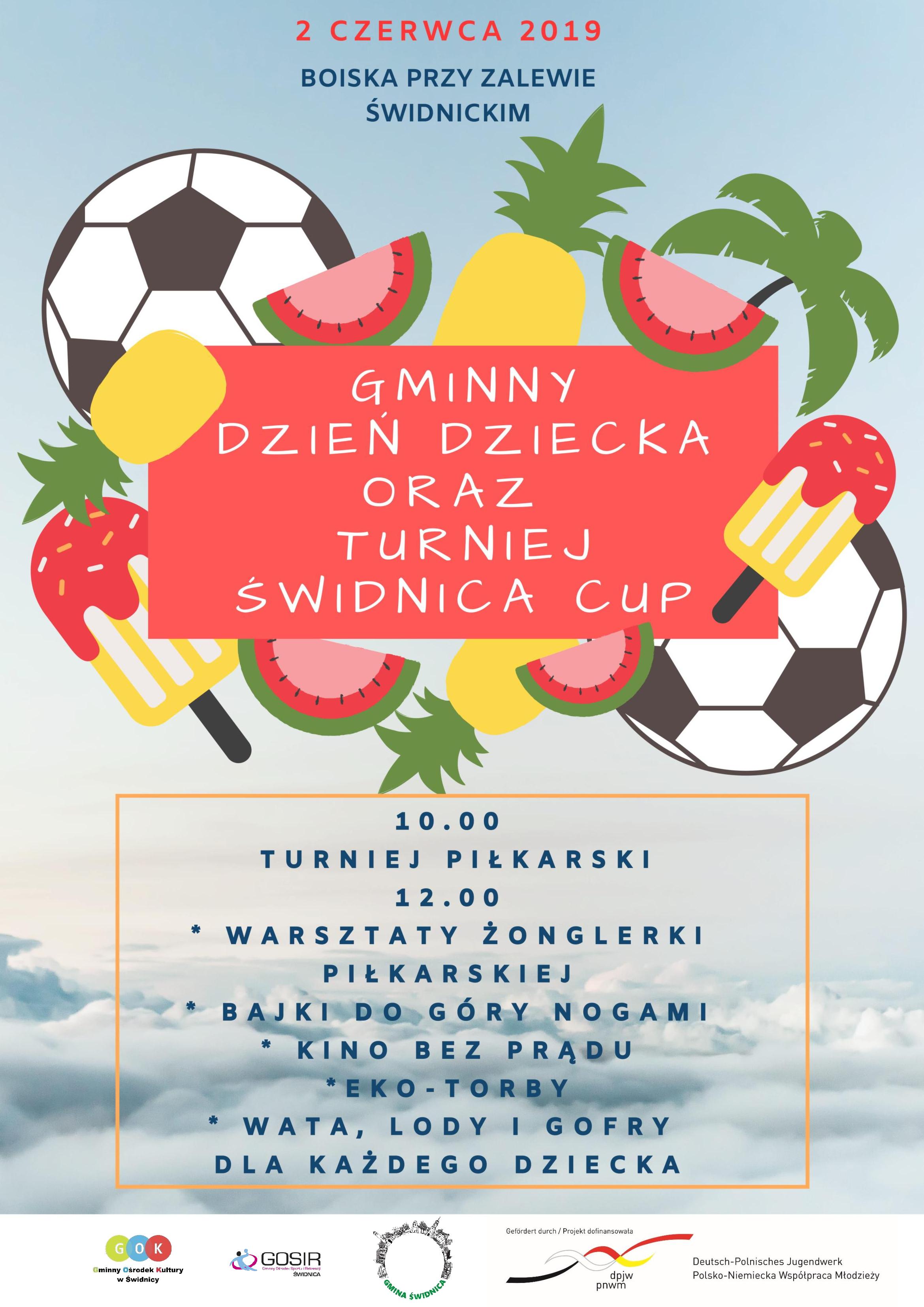 Ilustracja do informacji: Festyn dla dzieci już w niedzielę