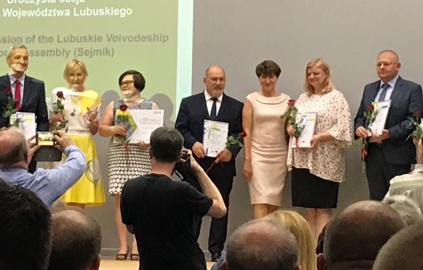 Ilustracja do informacji: Świdnica – gminą 15-lecia w Unii Europejskiej