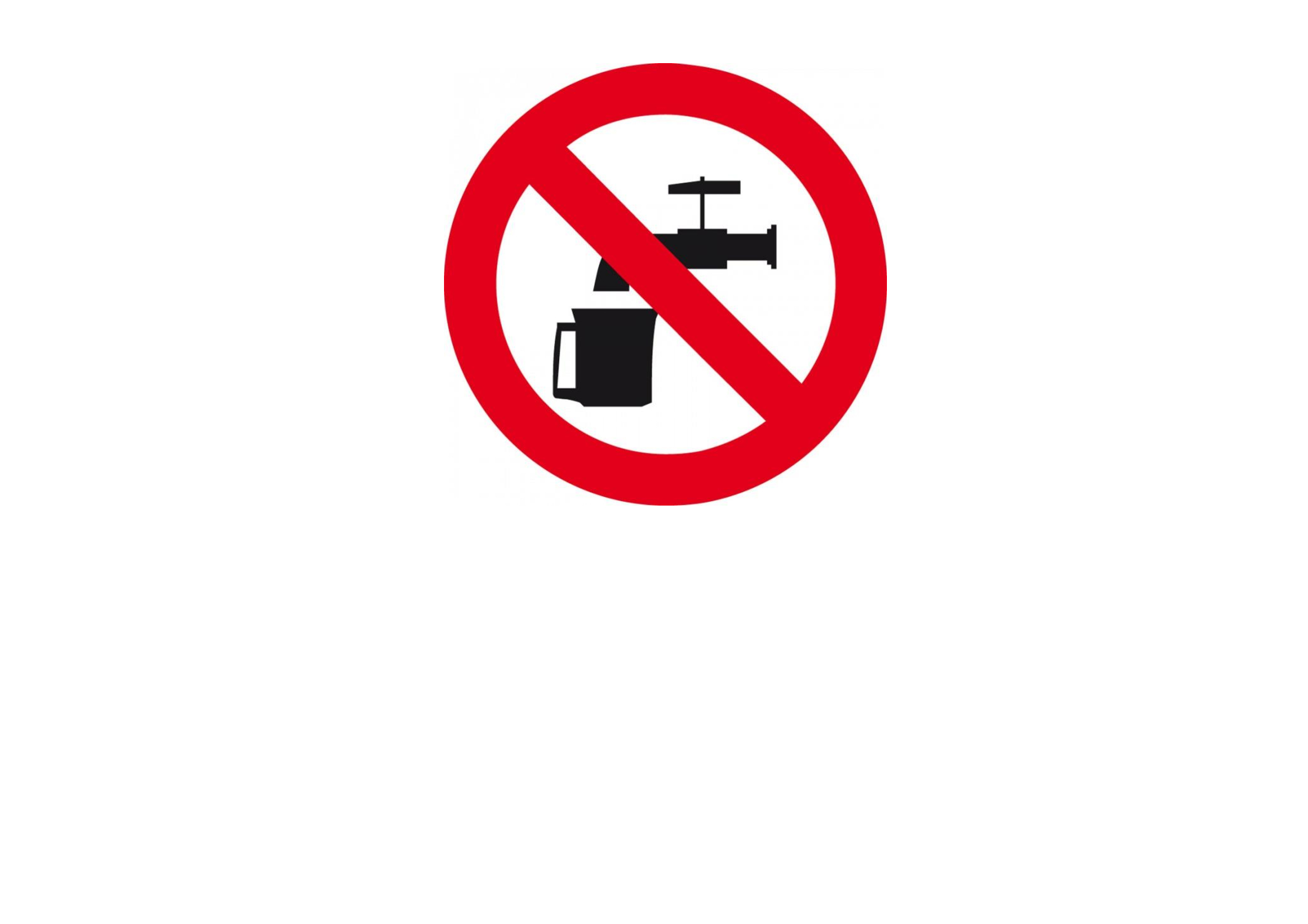 Ilustracja do informacji: Komunikat o stanie wody