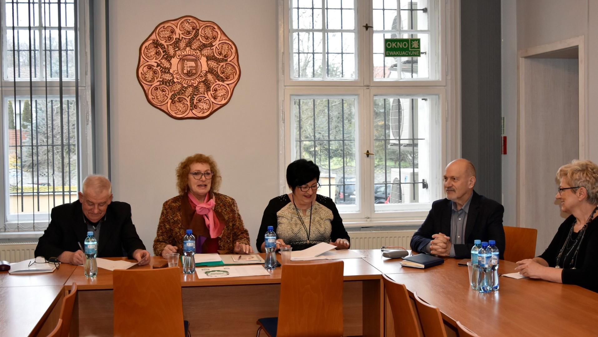 Ilustracja do informacji: III posiedzenie Rady Seniorów