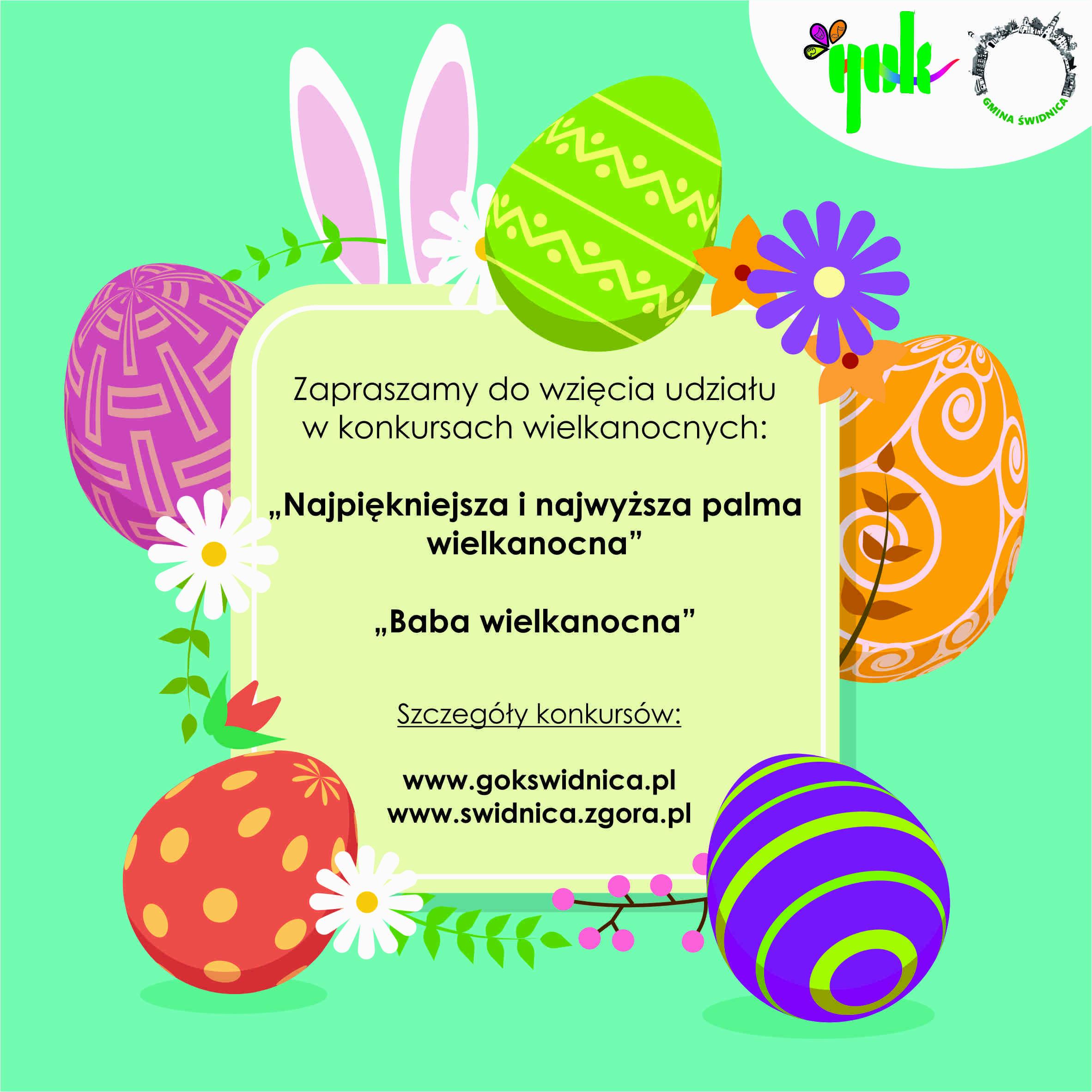 Ilustracja do informacji: Wielkanoc tuż, tuż…