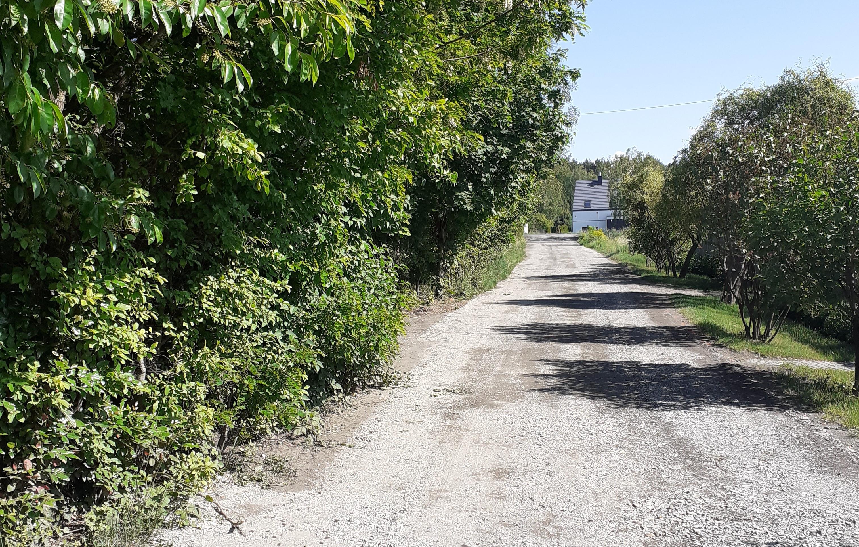 Ilustracja do informacji: Remontujemy gminne drogi
