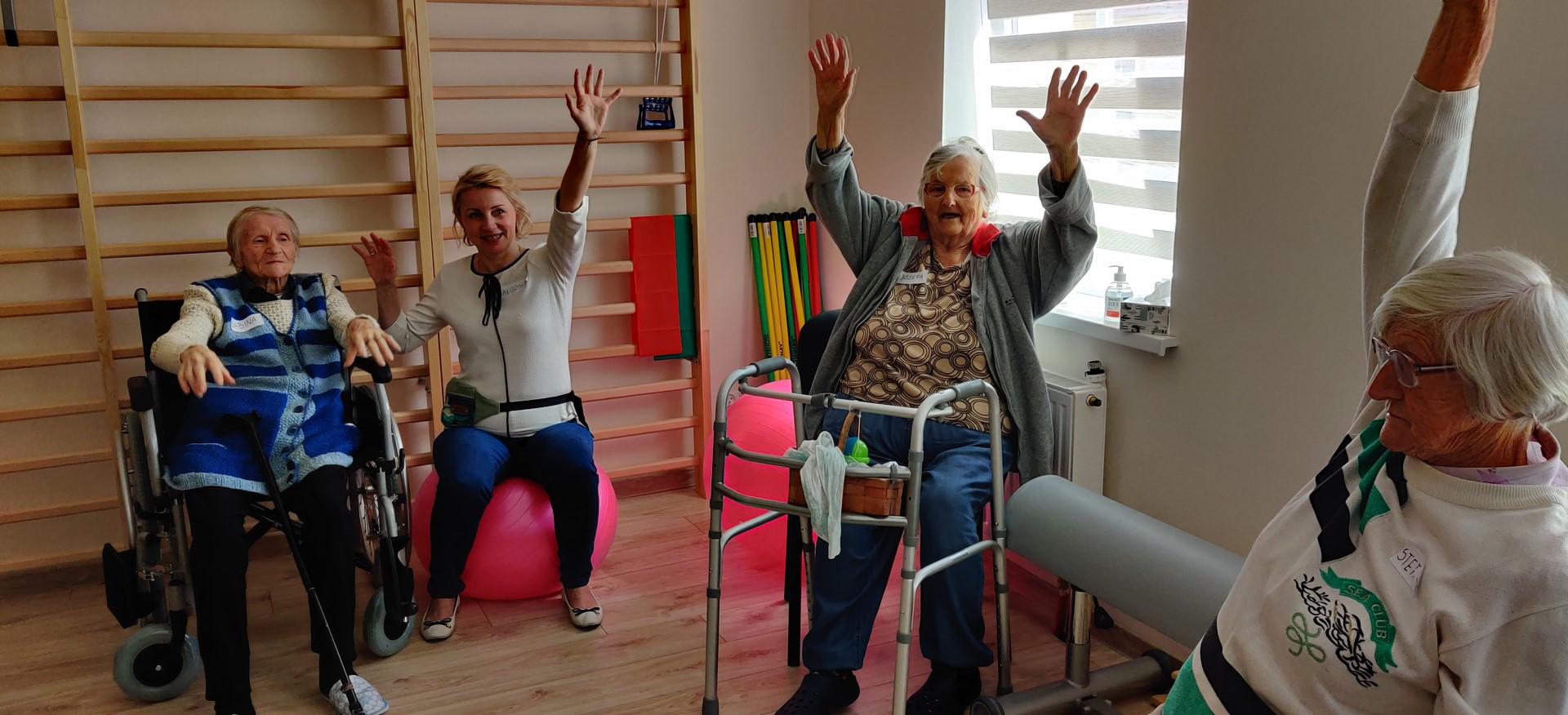 Ilustracja do informacji: Są jeszcze wolne miejsca w Domu Dziennego Pobytu Senior+