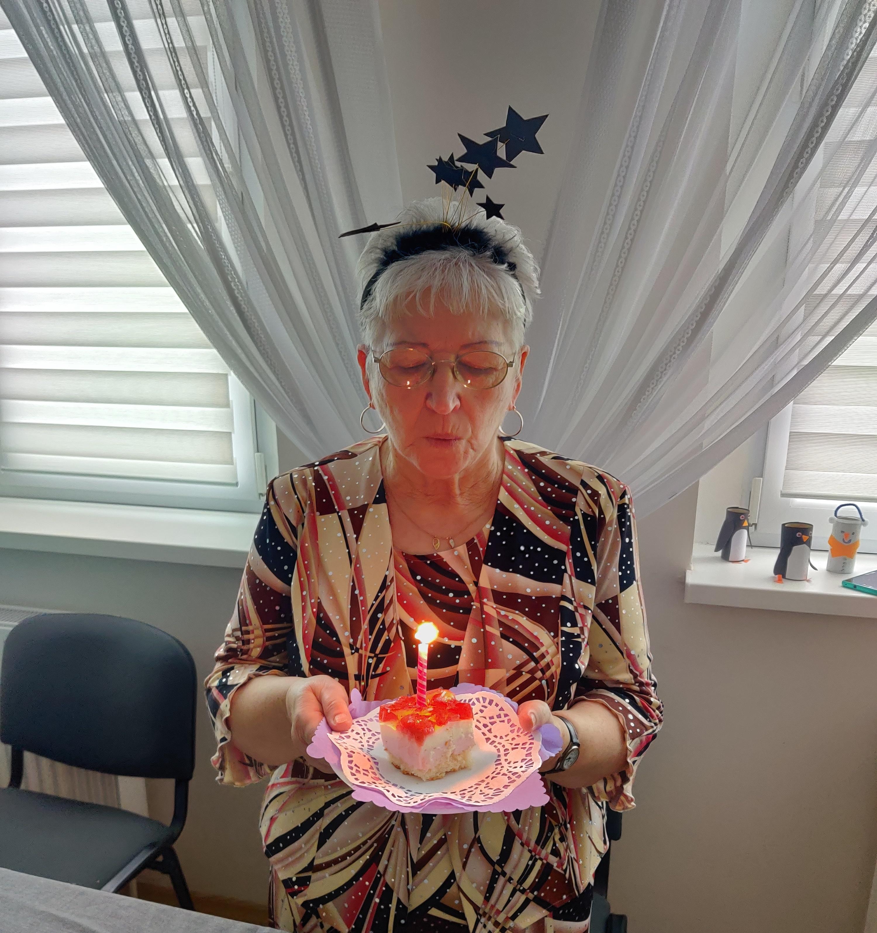 Zabawa u Seniorów