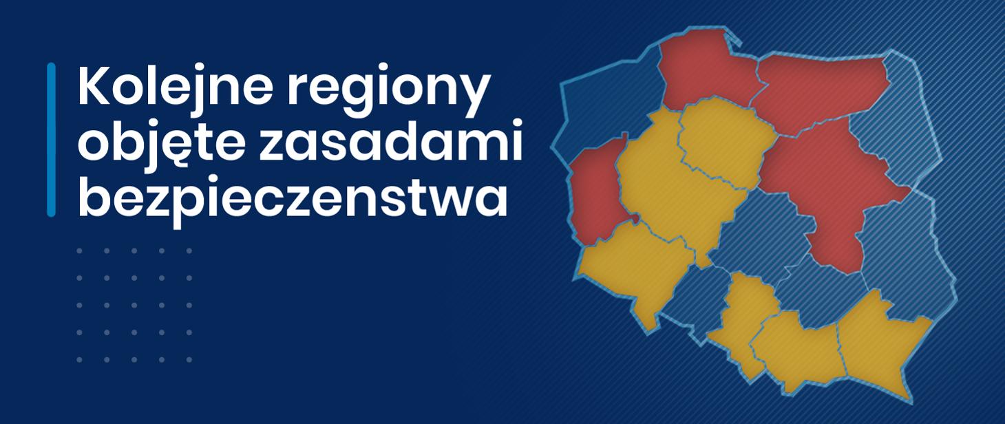 Ilustracja do informacji: Kolejny lockdown w Lubuskiem