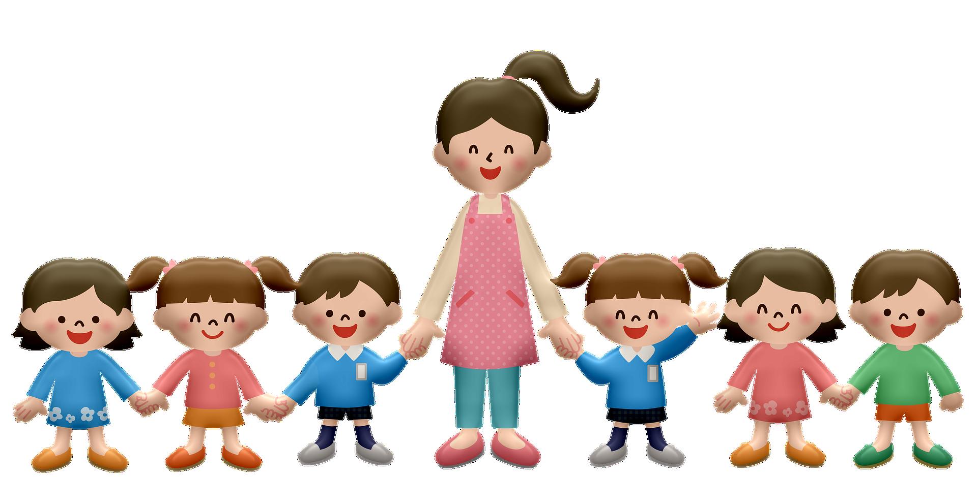 Ilustracja do informacji: Rekrutacja uzupełniająca do przedszkoli publicznych i oddziałów przedszkolnych w szkołach podstawowych