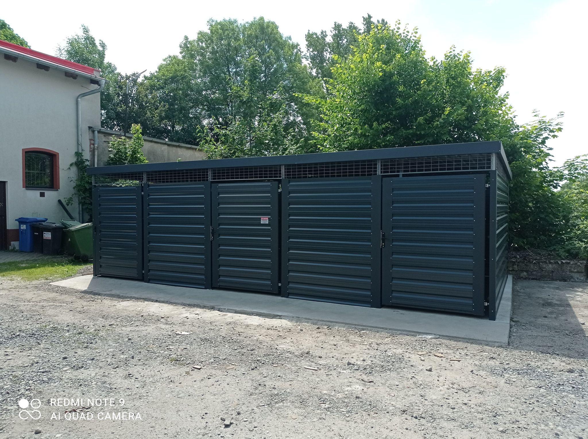 Ilustracja do informacji: Punkt Selektywnego Zbierania Odpadów Komunalnych (PSZOK) w Świdnicy