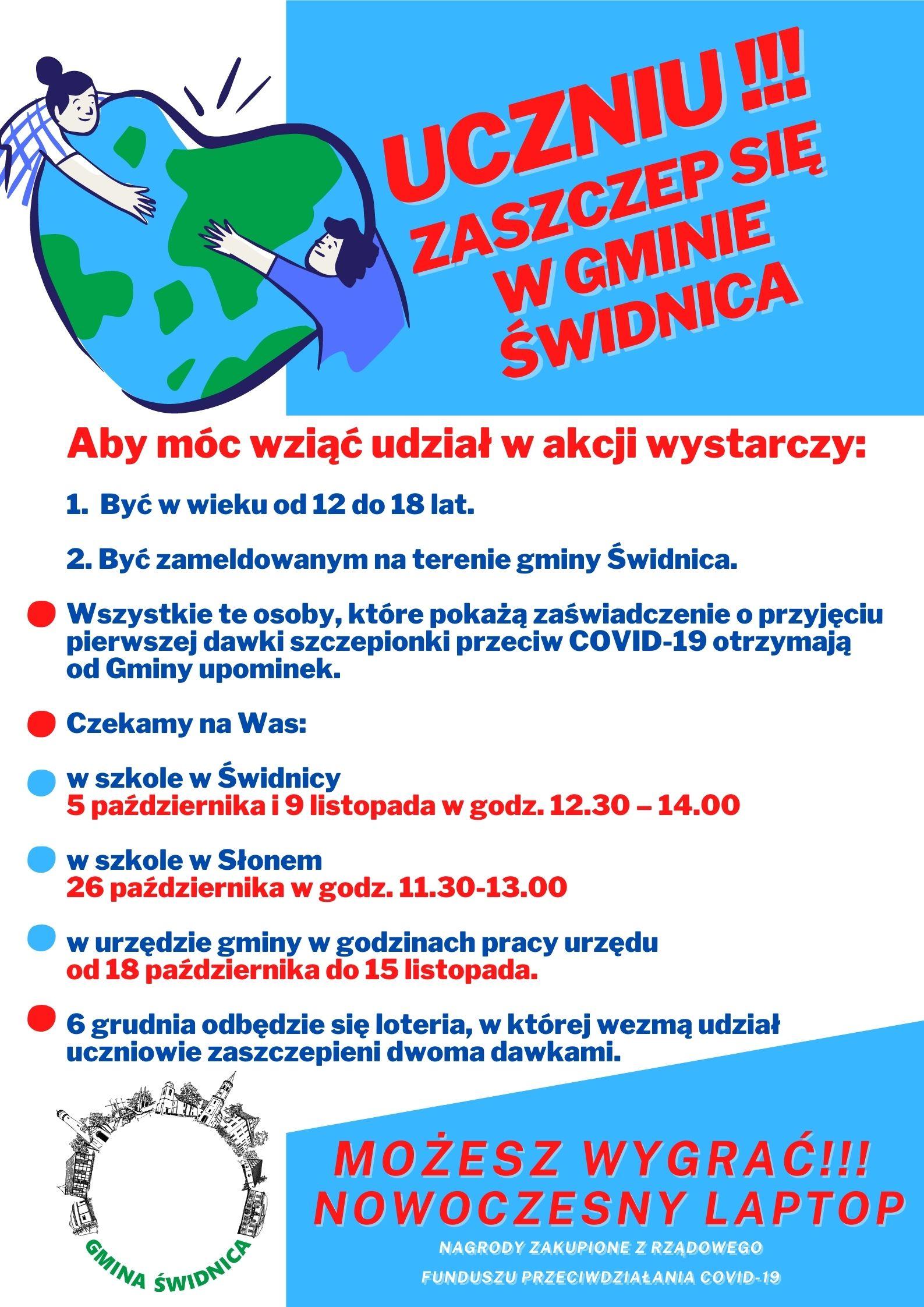 Ilustracja do informacji: Akcja dla młodzieży