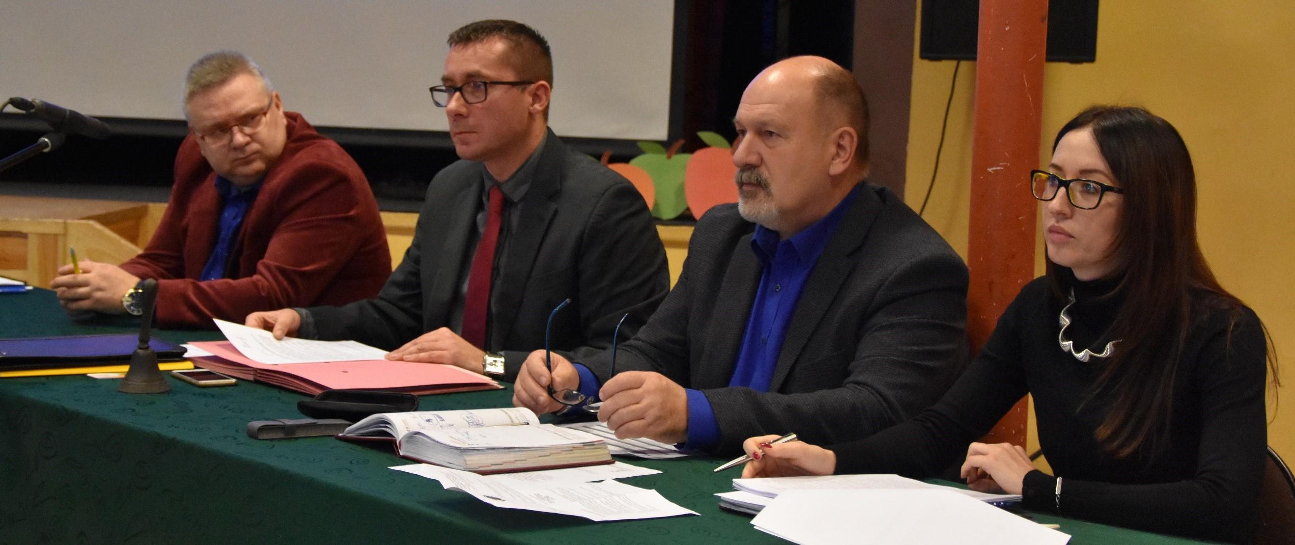 Ilustracja do informacji: II sesja Rady Gminy Świdnica