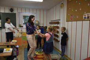 Miniatura zdjęcia: Rozpoczęcie roku szkolnego w Koźli