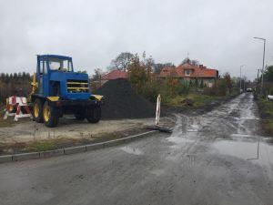 Miniatura zdjęcia: Przebudowa ulicy Rumiankowej