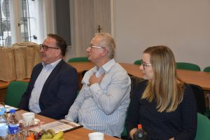 Miniatura zdjęcia: Spotkanie gmin partnerskich
