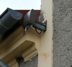 Miniatura zdjęcia: Czujniki monitorujące jakość powietrza