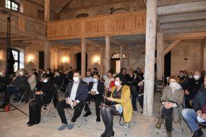 Miniatura zdjęcia: Bach zabrzmiał w zborze
