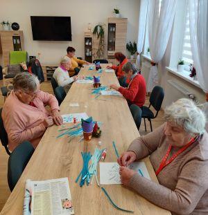 Miniatura zdjęcia: Seniorzy wrócili na zajęcia do Domu Seniora