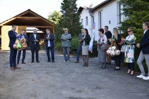 Miniatura zdjęcia: Boisko oficjalnie otwarte