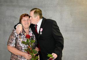 Miniatura zdjęcia: Jubileusze par małżeńskich